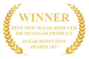 Sugar Reduction Award 2017