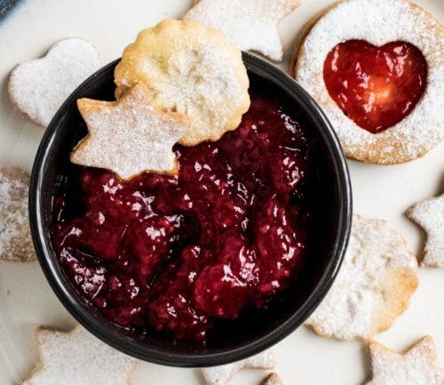 Real Good Cranberry & Raspberry Relish